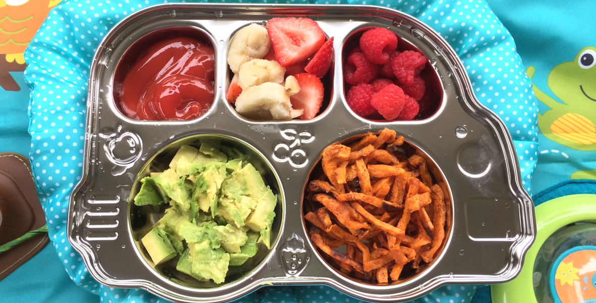 Vegetarian Toddler Meals by SosiSafe Easy Toddler Meals