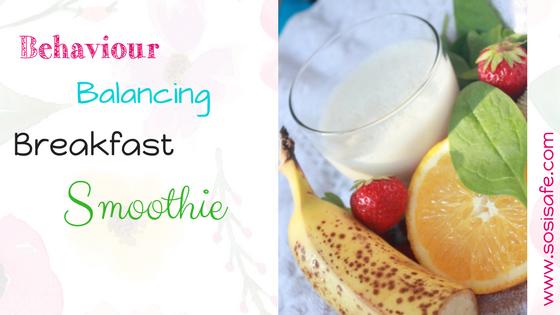 Peanut free breakfast, dairy free breakfast, eat clean for kids.