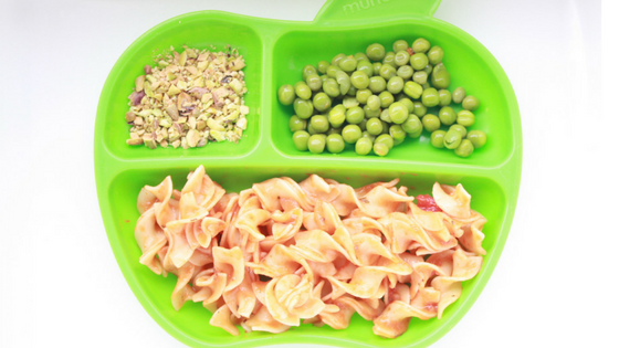 Easy toddler lunches and meals