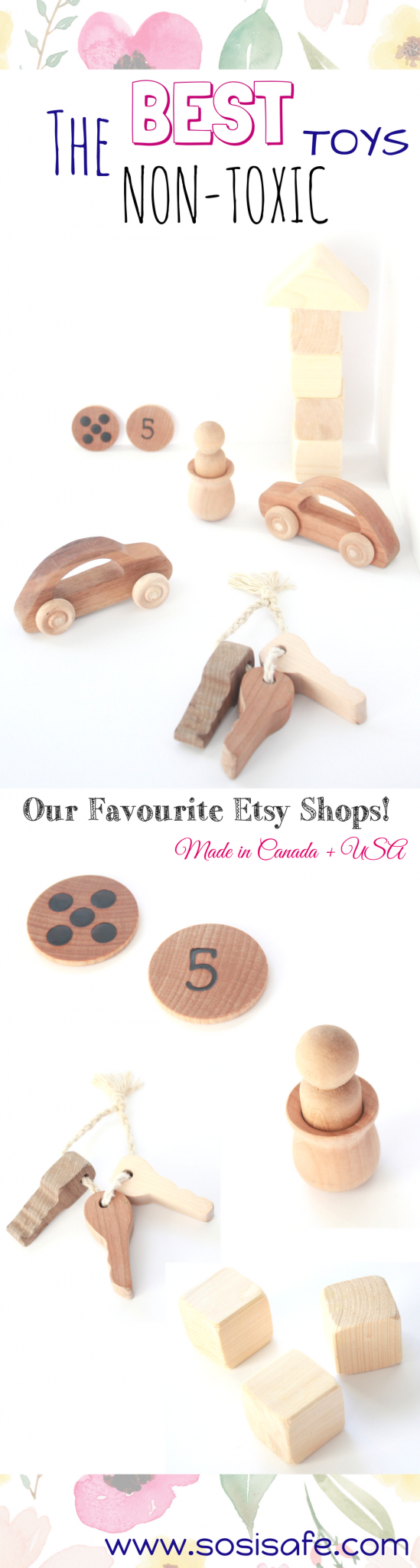 The Best Non Toxic Toys Etsy Shop Review by Sosi Safe