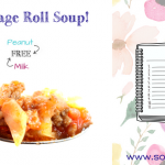 Cabbage Roll Soup Recipe Easy Toddler Meal the whole family will enjoy