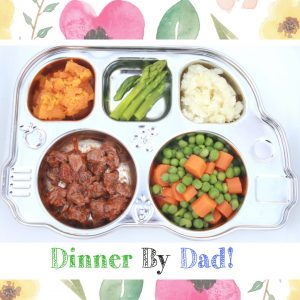 Dinner by Dad Toddler Lunch Ideas