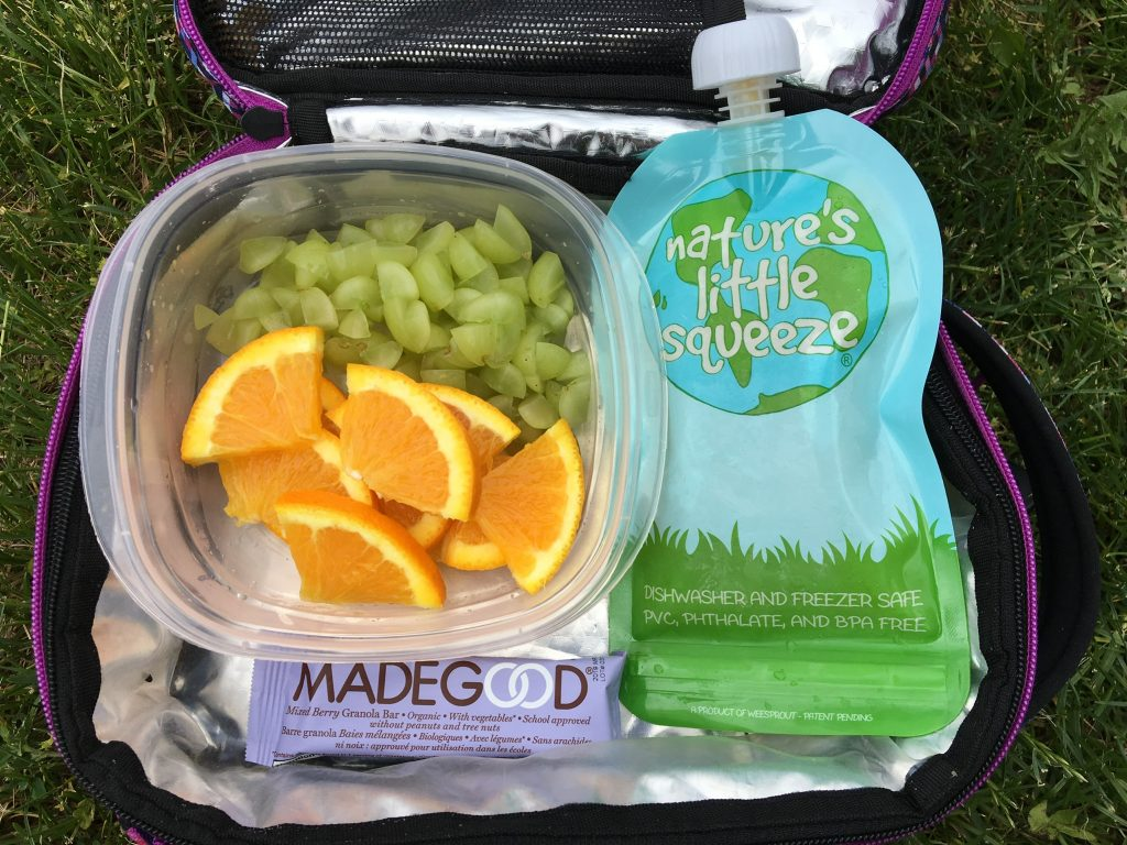 Reuse-able Food Pouch Recommendation by SosiSafe