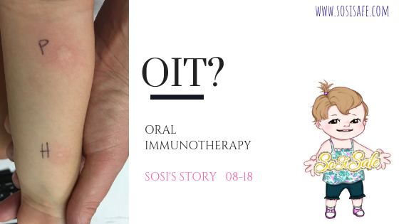 Oral Immunotherapy Canada OIT SosiSafe
