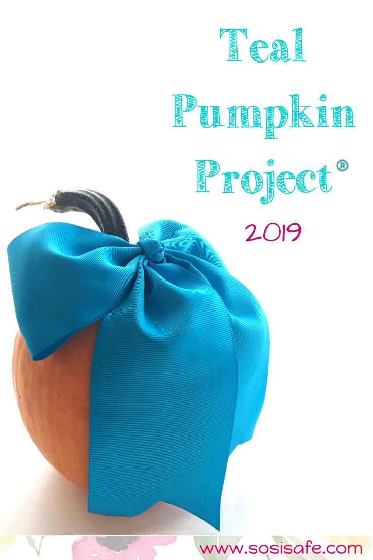 Teal Pumpkin Project 2019 Canada