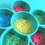 Coloured Rice Recipe