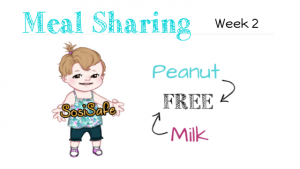Meal Sharing by SosiSafe Week 2