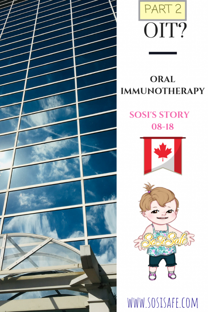 Oral Immunotherapy (OIT) by SosiSafe