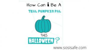 teal pumpkin project teal pumpkin pal