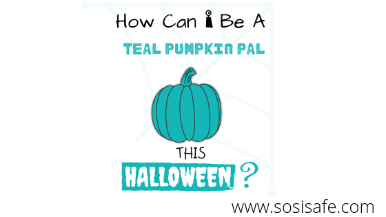 teal pumpkin project teal pumpkin pal