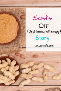 OIT oral immunotherapy treatment information for food allergy families